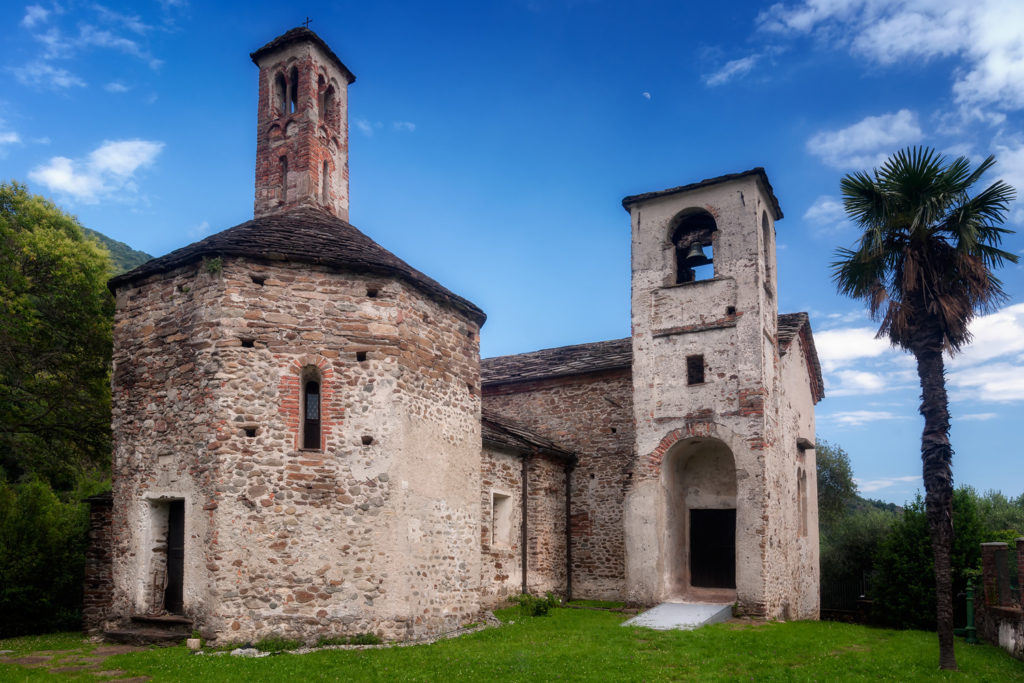 Pieve di San Lorenzo e Battistero