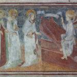 Pie donne al Sepolcro