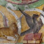 Cappella Avogadro - Leone e Aquila